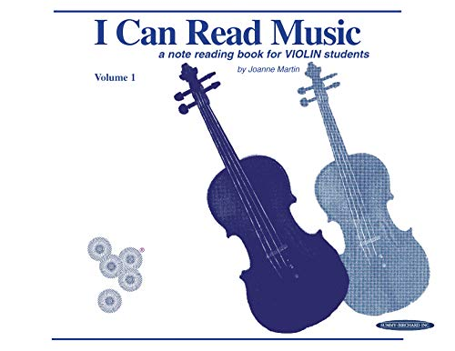 I Can Read Music, Vol 1: Violin (For Violin) (Best Fiddle Player In The World)