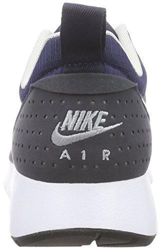 Nike Scarpe Da Corsa Mens Air Max Tavas Blu (bleu Blu Notte / Grigio Naturale / Scuro Ossidiana)