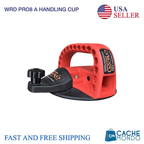 WRD PRO6 A Removal Glass Handling Cup Windshield Repair Tool by WRD (Image #2)