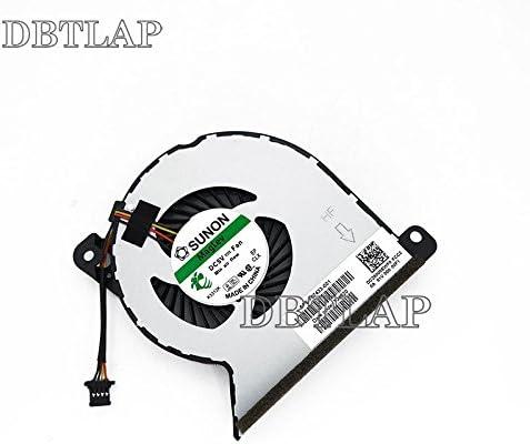 DBTLAP Laptop CPU Fan Compatible for HP ProBook 450 G2 455 G2 440 G2 445 G2 470 G2 767433-001 CPU Cooling Fan MF60070V1-C350-S9A