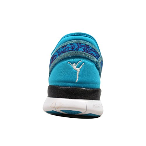Nike Kvinnor Fri 5,0 Tr Passa 5 Prt Db Ultraviolett / Blå Lagun Svart 839.122-540 Sko
