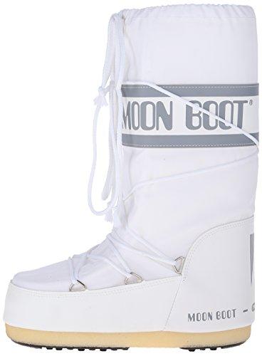Proud De Botas Adulto 6 Nylon Boot f Eu 42 Nieve Unisex 44 north white Blanco Lowden Moon 0fFwqAqd