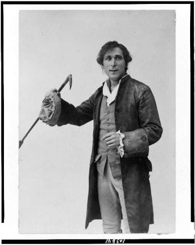 Photo: William Surrey Hart,Patrick Henry,characters,costumes,silent film (Silent Film Actor Costume)
