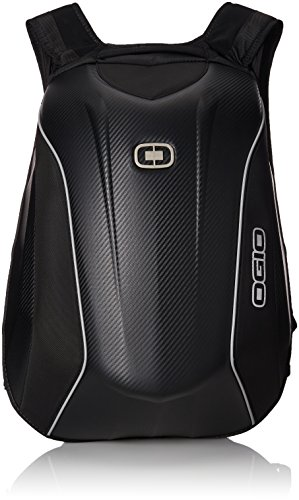 ogio 123006.36 No Drag Mach 5 Motorcycle Backpack - Stealth Black by OGIO