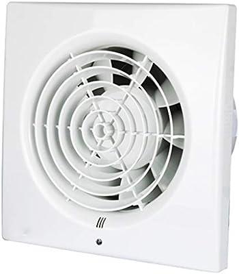 Ventilación Extractor Ventilador silencioso para el dormitorio ...