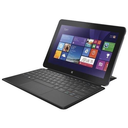 """Price comparison product image Dell V7140PRO-4655BLK - Venue 11 Pro 10.8"""" - Intel Core M - 64GB - with Keyboard - Black"""