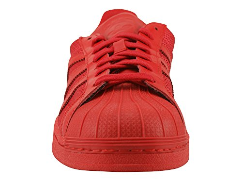 Colred Mixte Colred Colred Rosso adidas Mode Baskets Superstar Adulte wFZAqzpq