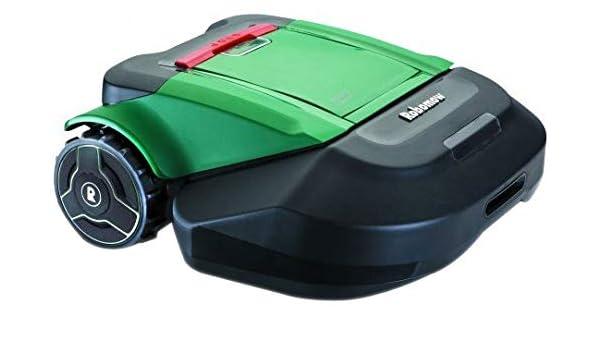 Robomow RS615 Pro Robot - Cortacésped (Robot cortacésped, 3000 m² ...
