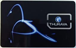 Thuraya Pre-paid Standard SIM (10 units included)