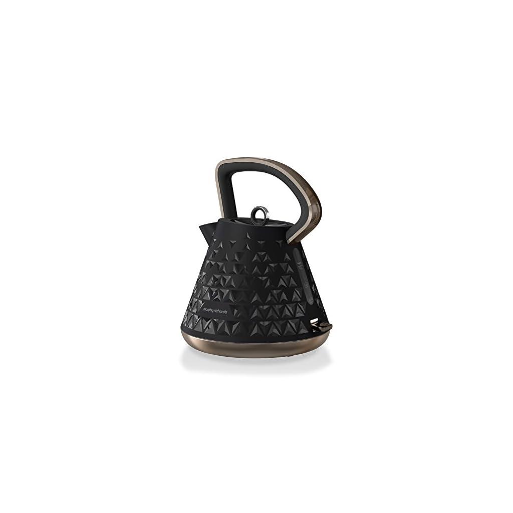 Morphy Richards 108101 Prism Kettle - Black