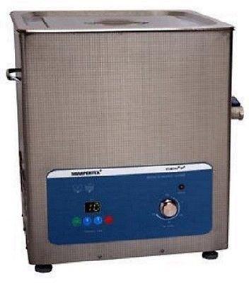 SharperTek Digital 4.0 Gallon Ultrasonic Heated Cleaner