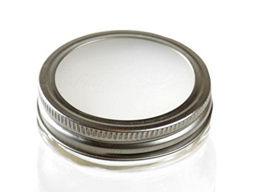Airtight Silicone Gasket - Masontops Sili-Seals - Premium Reuseable Mason Jar Silicone Seals Disc Gasket Lids for Mason, Ball Kerr Canning Storage Jars - 12 Pack Regular Mouth