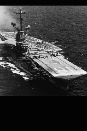 USS Wasp (CVS-18) US Navy Aircraft Carrier Journal: Take Notes, Write Down Memories in this 150 Page Lined Journal