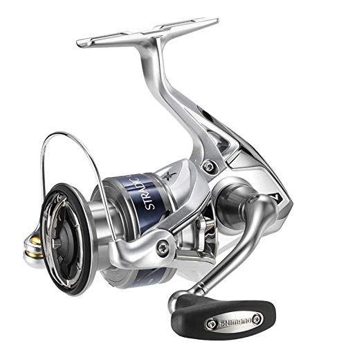 Shimano ST2500HGFK Frontdrag Stradic Spinning Fishing Reel (Fishing Spinning Spool Reel)