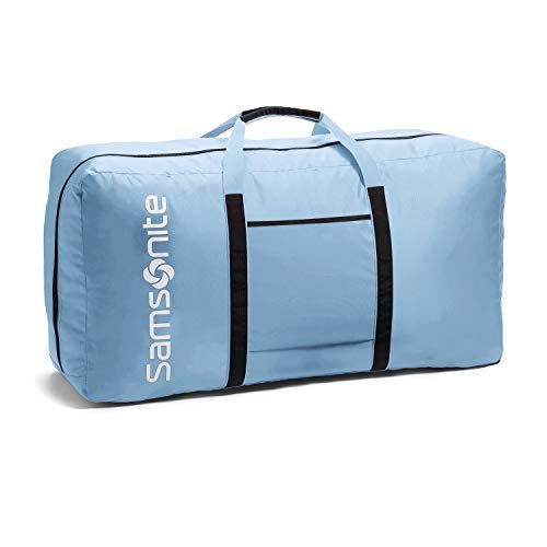 Samsonite Tote-A-Ton 32.5-Inch Duffel Bag, Aqua Blue, Single