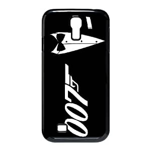 Personalized Durable Cases 007 James Bond For Samsung Galaxy S4 I9500 Cell Phone Case Black Cudag Protection Cover
