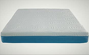 SynwellSleep Cool and Firm Gel Infused Memory Foam Mattress, 8'' H, Queen