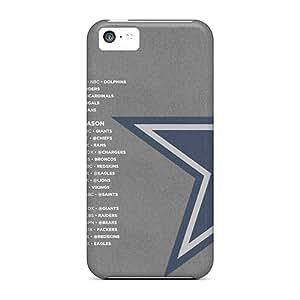 Kristty WSl3713eufo Case Cover Skin For Iphone 5c (dallas Cowboys)