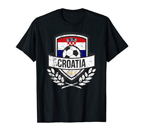 - Croatian Flag Soccer Shirt Croatia Football 2018 Jersey