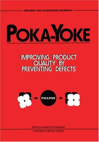 Pdf Money Poka-Yoke: Improving Product Quality by Preventing Defects