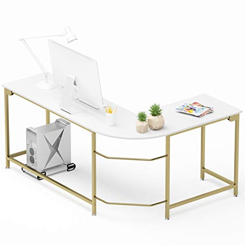 Hago Modern L-Shaped Desk