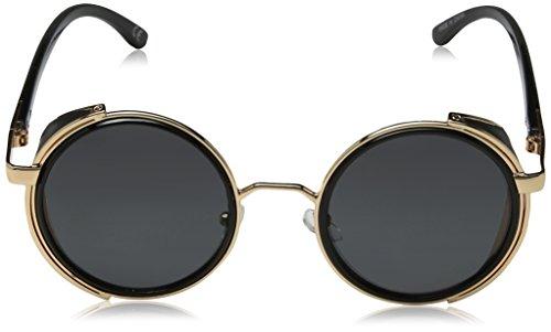 Gold Jeepers JP865 Adulto Black Negro Sol Gafas Peepers de 52 Unisex zz5xrgFqw