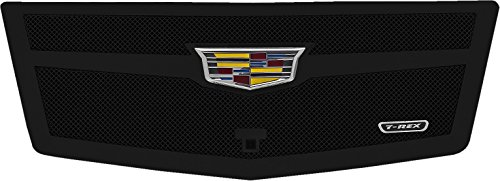 Cadillac Escalade Grille Replacement (T-Rex Grilles 51181 Upper Class Series Black Grille (Cadillac Escalade))