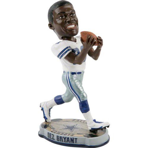 Dez Bryant Dallas Cowboys 2012 NFL Forever Collectibles Bobble - Bobble Collectible Doll
