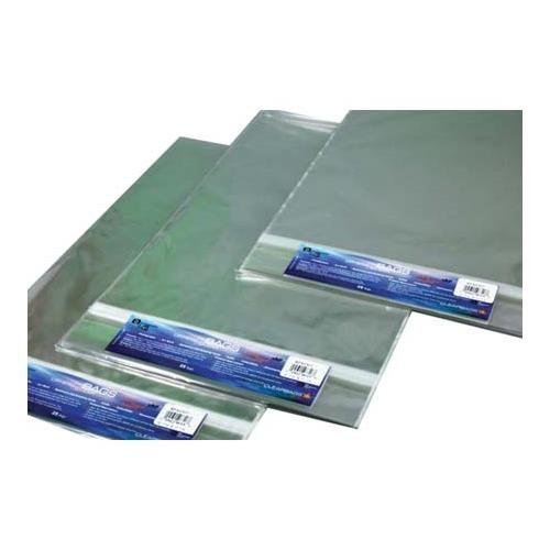 Crystal Clear Bags For Artwork - 6