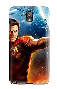 First-class YY-ONE For Galaxy Note 3 Dual Protection Cover Star Trek Online Game Hd