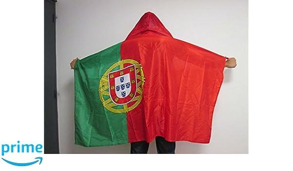 BANNER 3x5 PORTUGUESE CAPE FAN FLAGS 90 x 150 cm PORTUGAL BODY FLAG 3/' x 5/'