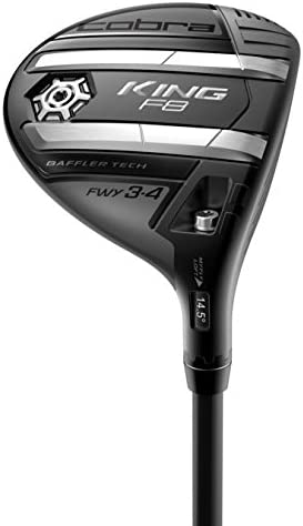 2018 Cobra Golf Men s King F8 Fairway, Nardo Gray
