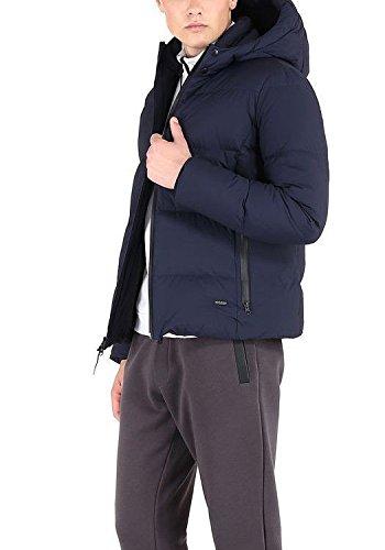 S C090 Piumino Blu Jacket Comfort Wocps2590 Taglia Colore Woolrich Sqt8w