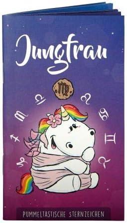 Pummel /& Friends mit Booklet Sammelfigur Sternzeichen - Jungfrau