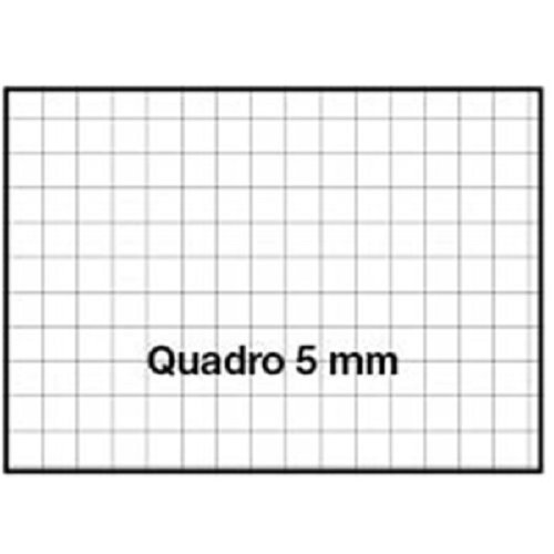 Set 5 Quadernoni Scuola Soy Luna Quadretti 5 Mm Senza Margine