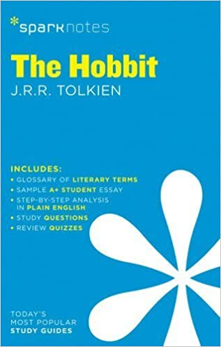 Book The Hobbit SparkNotes Literature Guide (SparkNotes Literature Guide Series) by SparkNotes (2014-02-04)