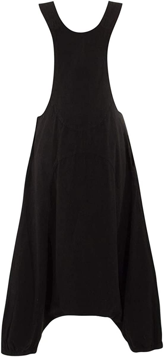Coline Pantalon Harem Etnico Combinado