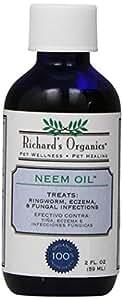 SynergyLabs Richard's Organics Neem Oil; 2 fl. oz.