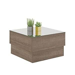 Artely Parati Coffee Table, Cinnamon, 35 cm x 60 cm x 60 cm