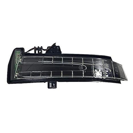 TOOGOO Lampe Indicatrice De R/éTroviseur De Voiture Lentille De Clignotant pour Mercedes W204 W212 W221 2010-2013 1 Paire