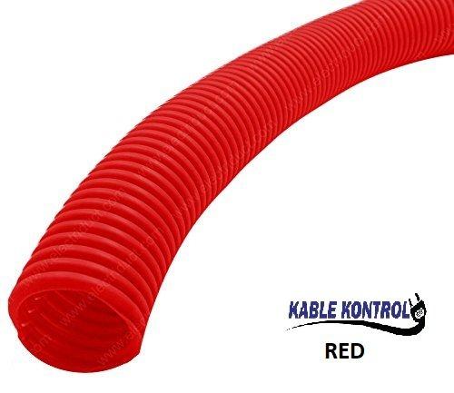 split loom red - 7