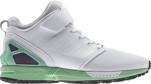 adidas - ZX Flux NPS Mid Schuh - Ftwr White - 39 1/3