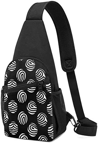 指紋 斜め掛け ボディ肩掛け ショルダーバッグ ワンショルダーバッグ メンズ 多機能レジャーバックパック 軽量 大容量