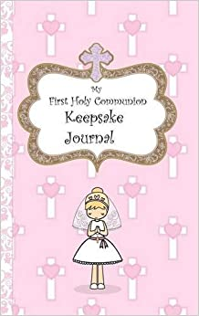 {* NEW *} My First Holy Communion Keepsake Journal. bespoke Mejor Espada Plomo contains Hacker After UNIVERSO