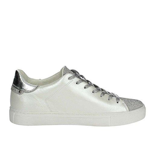 25204ks1 Sneakers White Mujer Crime siver UOqvq