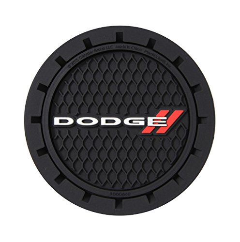 Plasticolor 000649R01 Dodge Cup Holder Coaster