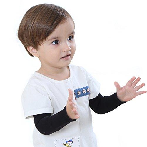 - Newbyinn UV Sun Protection Cooling Arm Sleeve for Kid Child Baby