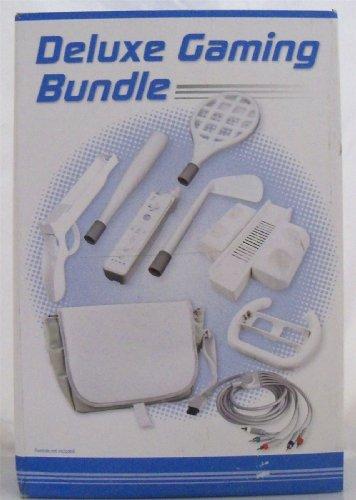 Deluxe Gaming Bundle for Nintendo (Wii Deluxe Kit)