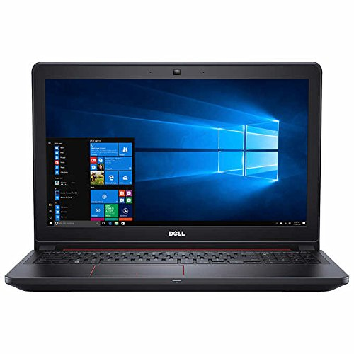 """2018 Flagship Dell Inspiron 15.6"""" Full HD VR Ready Gaming Laptop, Intel Quad-Core i5-7300HQ 16GB DDR4 256GB SSD 4GB NVIDIA GeForce GTX 1050 Backlit Keyboard 802.11ac Bluetooth HDMI Webcam Win 10"""