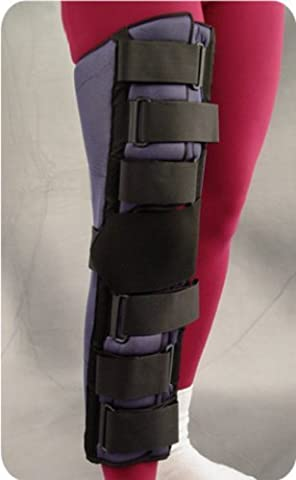 Bird & Cronin 08142411 Comfor Knee Immobilizer with Patella Strap, 12